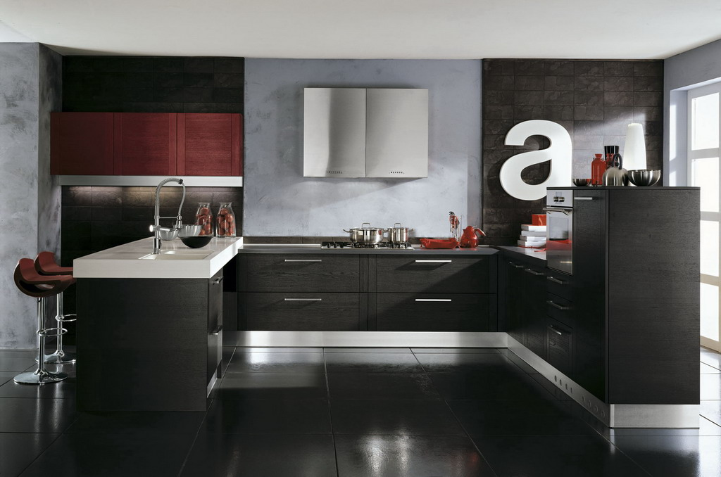 Best Rovere Grigio Cucina Pictures - Acomo.us - acomo.us